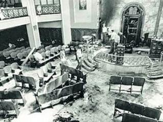 1986 Neve Şalom saldırısında hayatını kaybedenler anıldı..