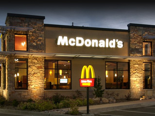 McDonald's, İsrael'de StartUp firması satın aldı...