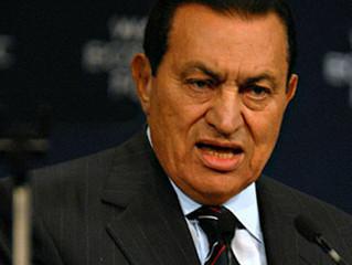 Mısır'ın eski devlet başkanı Mübarek öldü