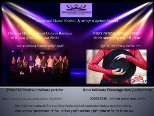 İYT'den Müzik ve Dans Festivali