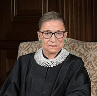 Joan Ruth Bader Ginsburg