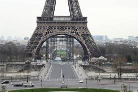 Fransa'da sokağa çıkma yasağı 11 mayısa kadar uzatıldı..