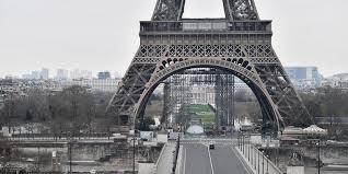 "Fransa'da ""maksimum alarm"" sert Covid-19 tedbirleri"