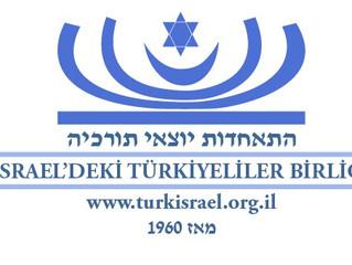 İSRAEL'DE TÜRKİYELİLER BİRLİĞİ SEÇİMLERİ YAPILDI