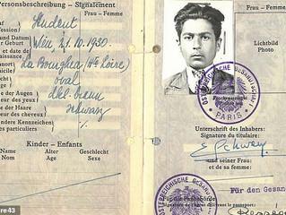 Holokost Kurtulanından kurtarıcılarına vefa borcu