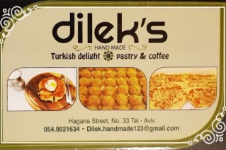 Dilek's Turkish delight pastry&coffee