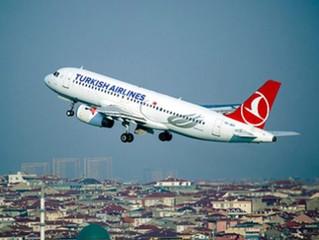 THY, Tel Aviv Uçuşlarına Yeniden Başladı