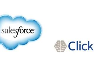 Clicksoftware, 1.35 milyar dolara Salesforce tarafından satın alındı.