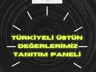 İsrael'de Türkiyeliler Birliği etkinliği: