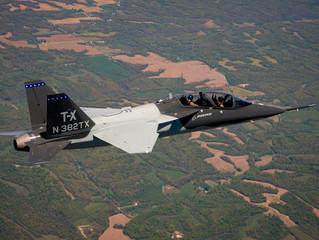 Elbit'ten Boeing T-X'e yeni teknoloji