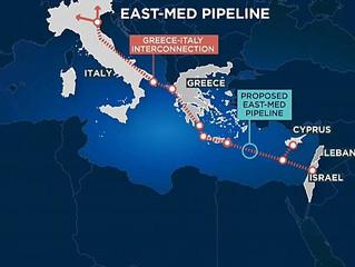 İsrael, Yunanistan ve Kıbrıs liderleri EastMed boru hattı projesini imzaladı