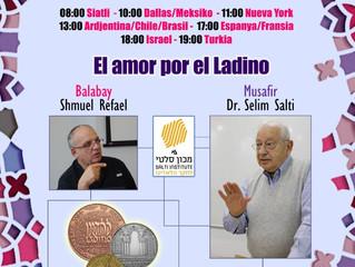 Canlı yayında Ladino Sohbeti;