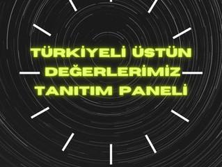 İsrael'de Türkiyeliler Birliği etkinliği