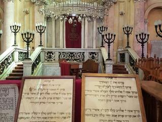 Mısır'da Eliyahu Annavi Sinagogu restore ediliyor