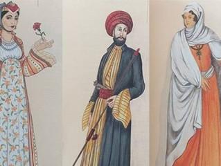 İzmir'de 'Osmanlı'da Yahudi Kıyafetleri' sergisi açıldı