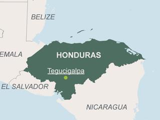 Honduras Yeruşalayim'de temsilcilik açtı