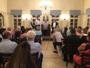 Türkiyeliler Birliği'nin Yaza Merhaba Gecesi Saraya'da gerçekleşti