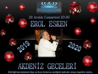 İYT'de Erol Esken ile unutulmaz Akdeniz esintileri...