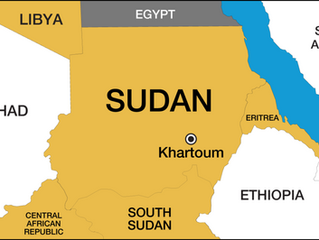İsrael Sudan'a 5 milyon dolarlık un gönderecek