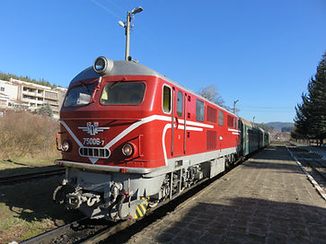 75 006 locomotive diesel narrow gauge septemvri dobrinishte bdz
