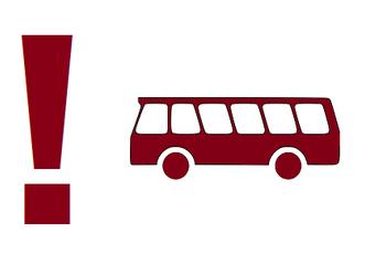 Внимание! Влакове 16101 и 16102 само до/от Белица днес