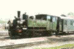 1.76 локомотив парен теснолинейка червен бряг оряхово септември добринище бдж