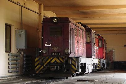 93-00 93 локомотив дизелов маневрен теснолинейка септември добринище бдж