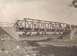 Метален мост над Чепинска река по линията Пзк-Вра