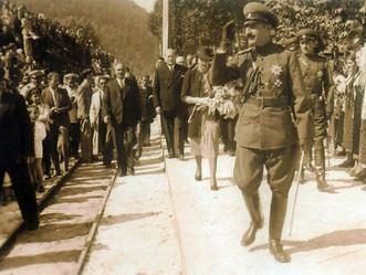 80 години от идването на Царя и първия влак в Белица