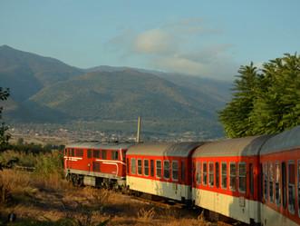 Вчера само 1 влак пътува между крайните гари