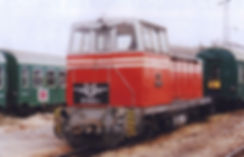 94-00 94 81-000 81  locomotive shunting diesel narrow gauge septemvri dobrinishte bdz