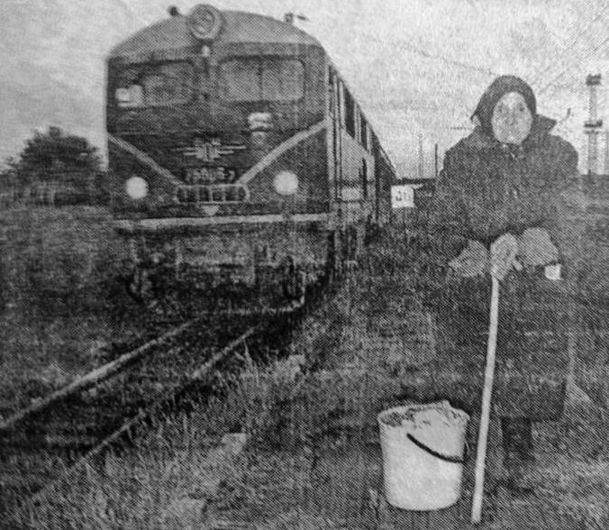 Последният влак в Пазарджик, сн.: медиите