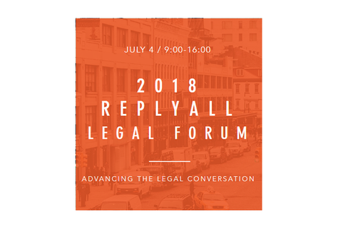 openSource Inc. to participate in 2018 REPLYALL LEGAL FORUM in Tel-Aviv, Israel