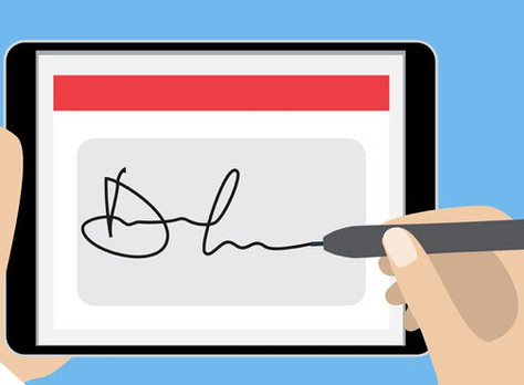 Why it Pays to Use Electronic Signature