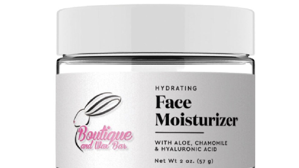 Hydrating Face Moisturizer