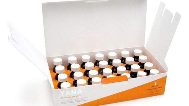 YANA daily collagen shots (28 days)