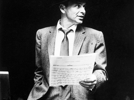 The Ghosts of Frank Sinatra is Singing in Palm Desert Again