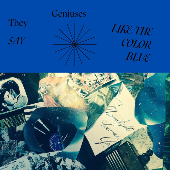They Say Geniuses like the Color Blue