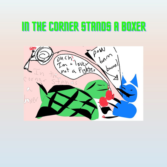 In the Corner Stands a Boxer