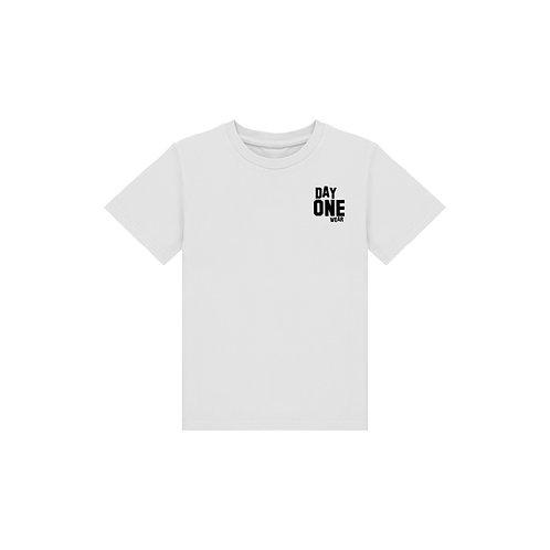 White Day One Wear T-Shirt
