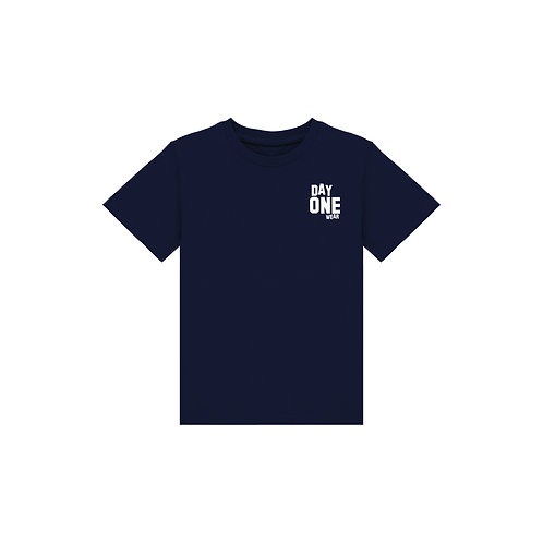 Navy Blue Day One Wear T-Shirt