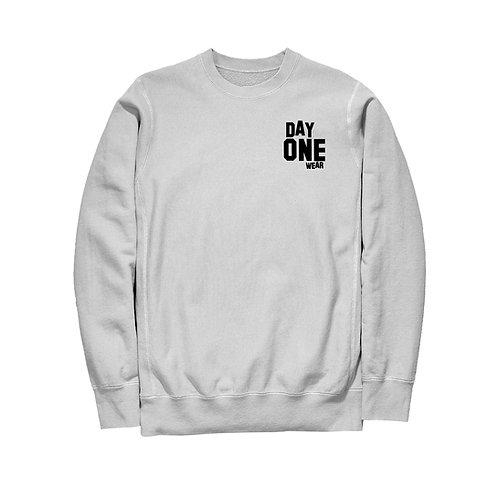Heather Grey Day One Wear Crew Neck Sweatshirt