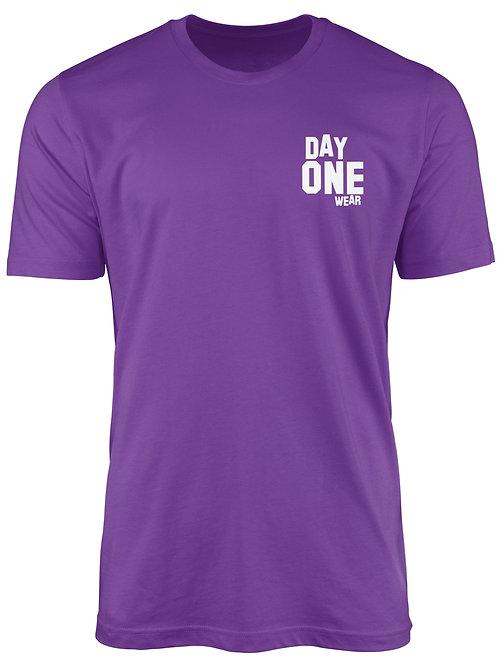 Purple Day One Wear T-Shirt