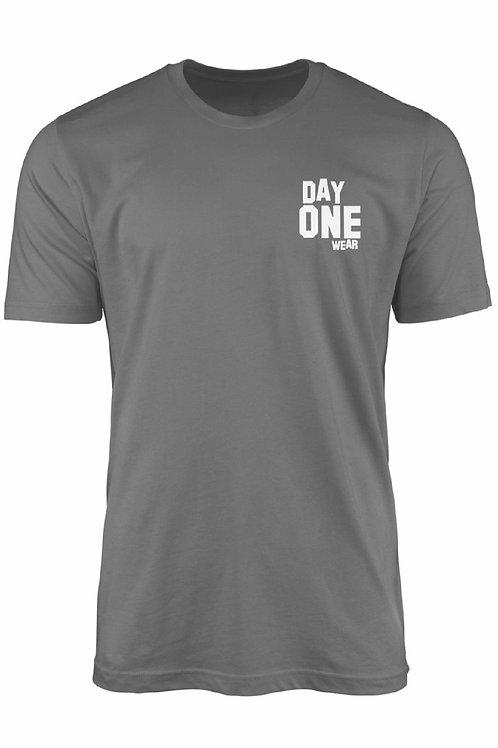 Grey Day One Wear T-Shirt