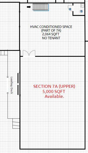 Upper Barn Blueprint 7A