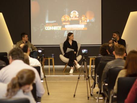 Kel Boaretto participa do esquenta para um dos maiores eventos de empreendedorismo!