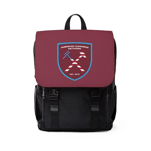 American Hammers Network Shoulder Backpack