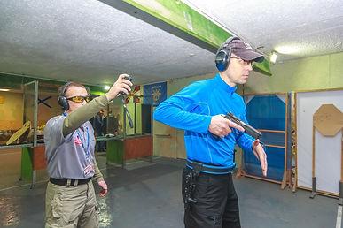 Инструктор по стрельбе