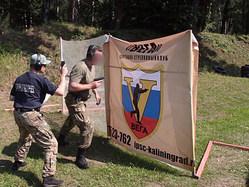 Чемпионат по практической стрельбе среди силовых ведомств Калининграда