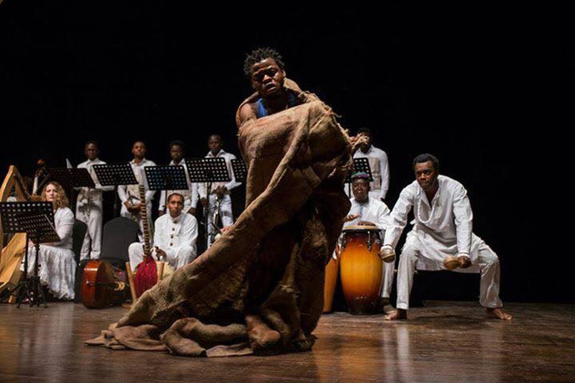 AN AFRICAN BALLET